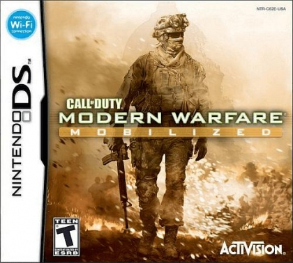 Call of Duty - Modern Warfare - Mobilized image